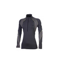 Salewa CHROM PST Men's L/S ZIP-T carbon